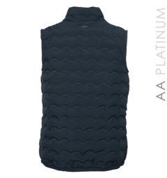 Ladies Varena Padded Seamless Vest/Gilet Navy by Horseware