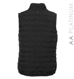 Ladies Varena Padded Seamless Vest/Gilet Black by Horseware