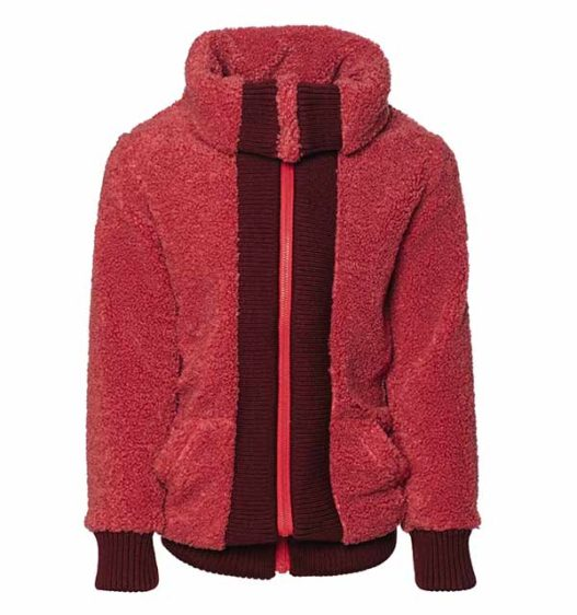 Longline Sherpa Fleece