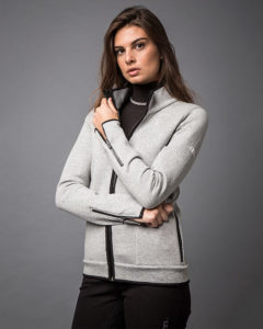 Ladies Barletta Bonded Fleece Jacket