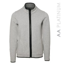 AA Ladies Barletta Bonded Fleece Jacket