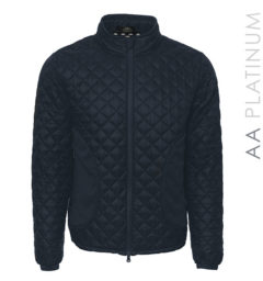 Forli Men's Padded Jacket Navy