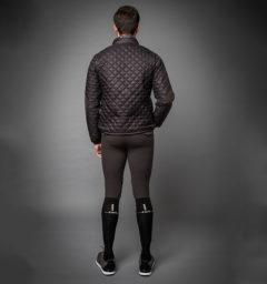 Forli Men's Padded Jacket Black