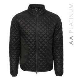 Forli Men's Padded Jacket Black