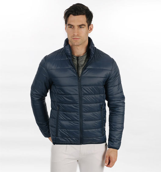 Mens Light Weight Padded Jacket - No Logo