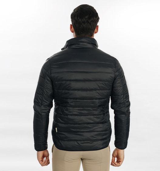 Mens Light Weight Padded Jacket Black