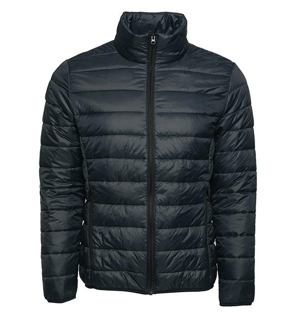 Mens Light Weight Padded Jacket - No Logo
