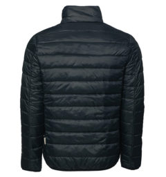 Mens Light Weight Padded Jacket Black