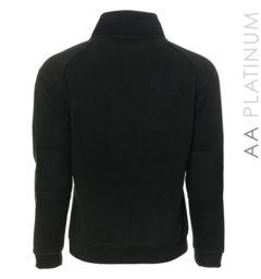 Spoleto Fleece Top Black