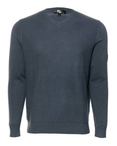 Milano Classic V-Neck Sweater
