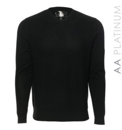 Milano Classic V-Neck Sweater