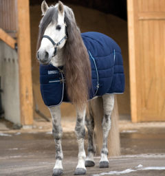Rambo® Stable Blanket w/ Nylon Lining (400g Heavy)