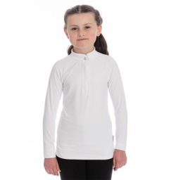 Kids Sara Competition Shirt Long Sleeve