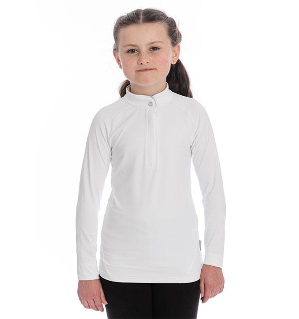 Kids Sara Competition Shirt Long Sleeve
