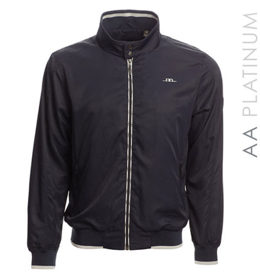 AA Men's Packable Lightweight Jacket