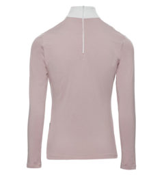 Long Sleeve Competition Shirt Blush