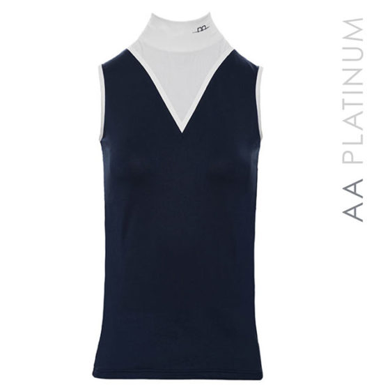 Mina Technical Sleeveless Top