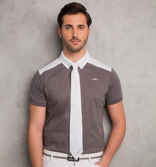 Mens Davide Classic Cotton Polo