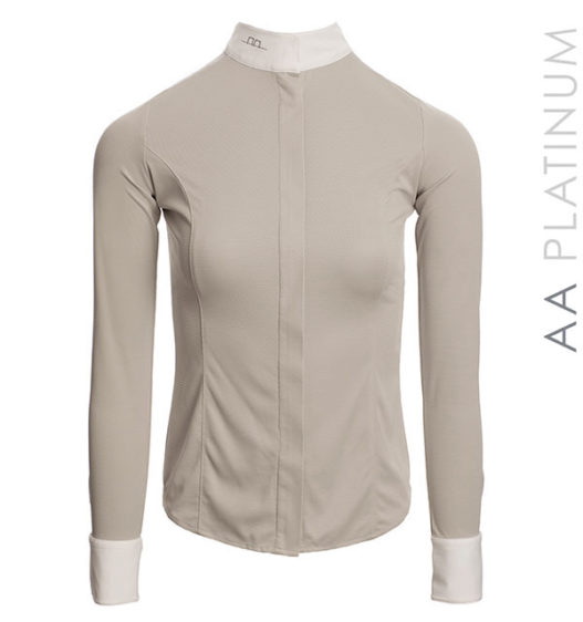 Ladies Clean Cool Fresh Competition Shirt