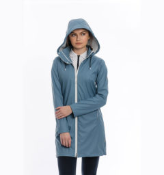 Linny Long Rain Jacket