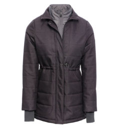 Livigno Technical Insert Padded Jacket