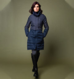 Venezia Long Padded Coat