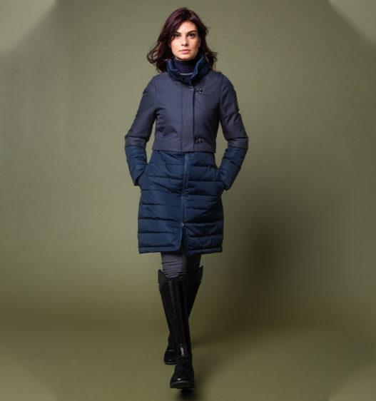 Venezia Long Padded Coat