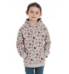 Kids All Over Print Hoody