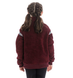 Kids Sherpa Pullover