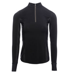 AA CleanCool Half Zip Top Long Sleeve