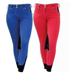 Weekly Deal - Adalie Knee Patch Bamboo Ladies Breeches