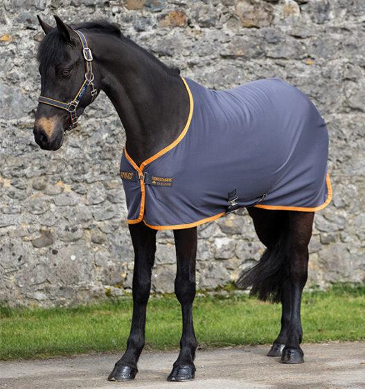 Amigo Pony Jersey Cooler- Excalibur and Orange
