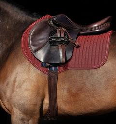 Horseware Sport Saddle Pad Redwood