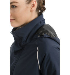 EcoTech Club Jacket shoulder detail