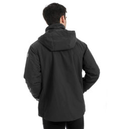 EcoTech Club Jacket back view