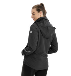 EcoTech Club Jacket - back view