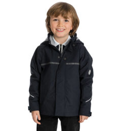Kids Eco Tech Club Jacket