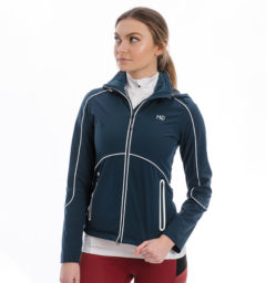 Eliza Waterproof Softshell, Navy