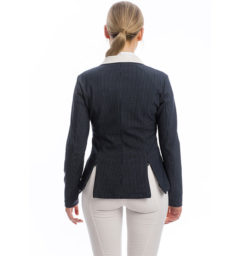 Ladies WeatherTech Competition Jacket, Navy, back view