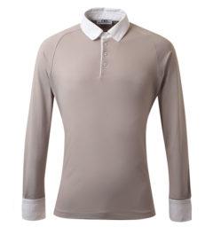 AA Polo Skin Long Sleeve, Gray