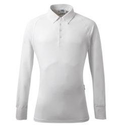 AA Polo Skin Long Sleeve, White
