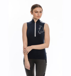 Sporty Sleeveless Flamboro