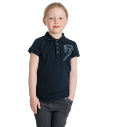 Girls Flamboro Polo