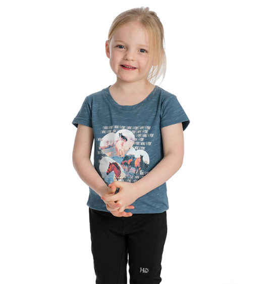 Girls Novelty Tee