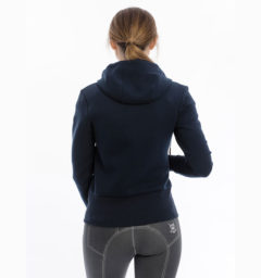 Flamboro Hoody, Navy, back view