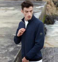 AA Men's Respira Jacket - Navy