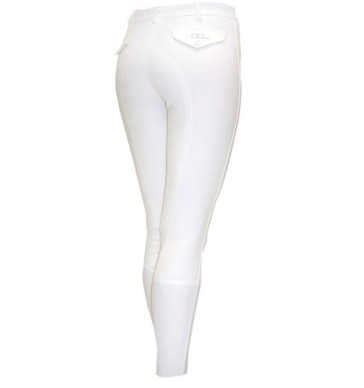 AA Athens Ladies Breeches - White