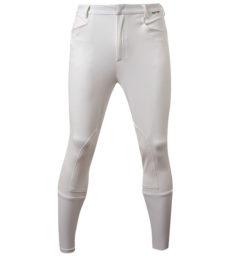 AA Sidney Men's Breeches, White