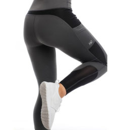 Riding Tights, gray