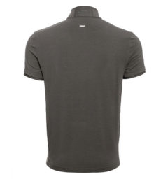 CleanCool Half Zip Men  Short Sleeve Top